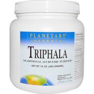 Planetary Herbals, Triphala, Powder, 16 oz (454 g)