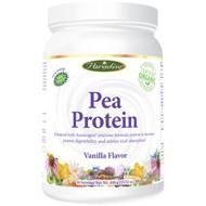 Paradise Herbs, Pea Protein, Vanilla Flavor, 15.52 oz (440 g)
