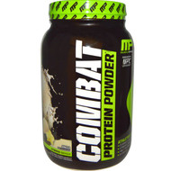 MusclePharm, Combat Protein Powder, Vanilla, 2 lbs (907 g)
