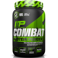 MusclePharm, Combat, Protein Powder, Chocolate Milk, 32 oz (907 g)