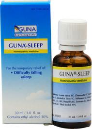 Guna - Sleep Oral Drops - 1 fl oz