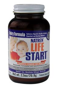 Natren Life Start Probiotics for Infants - 1 billion CFU - 2.5 oz