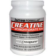 Jarrow Formulas, Creatine Monohydrate Kilo, 35.3 oz (1 kg) Powder