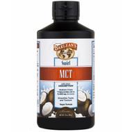 Barleans MCT Swirl Coconut -- 5400 mg - 16 fl oz