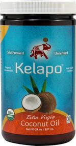 Kelapo Organic Extra Virgin Coconut Oil -- 29 oz