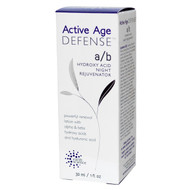 Earth Science, Active Age Defense, A-B Hydroxy Acid Night Rejuvenator, 1 fl oz (30 ml)