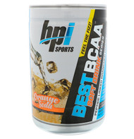 BPI Sports, Best BCAA Soft Drink Series, Orange Soda, 11.64 oz (330 g)
