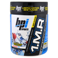 BPI Sports, 1.M.R, One. More. Rep, Pre-Workout Powder, Limited Edition, Rainbow Ice, 8.5 oz (240 g)