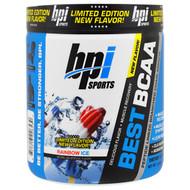 BPI Sports, Best BCAA, Limited Edition, Rainbow Ice, 10.58 oz (300 g)