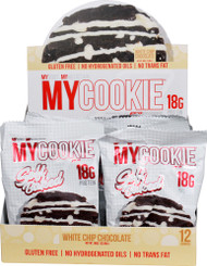 Pro Supps MyCookie White Chip Chocolate - 12 Cookies