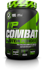 MusclePharm Combat Protein Powder Cookies 'N Cream - 2 lbs