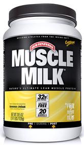 CytoSport Muscle Milk Banana Cream - 2.48 lbs