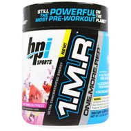 BPI Sports, 1.M.R., One.More.Rep, Pre-Workout, Watermelon Freeze, 8.5 oz (240 g)