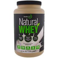 Bodylogix, Natural Whey Protein Powder, Unflavored, 30 oz (840 g)