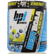 BPI Sports, Best BCAA with Energy, Blueberry Lemonade, 8.8 oz (250 g)