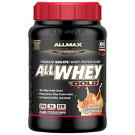 ALLMAX Nutrition, AllWhey Gold, 100% Whey Protein + Premium Whey Protein Isolate, Cinnamon French Toast, 2 lbs (907 g)