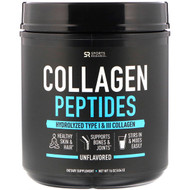 Sports Research, Collagen Peptides, Unflavored, 16 oz (454 g)