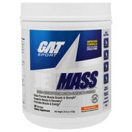 GAT, Sport, JetMass, Volumizing Creatine System, Orange Cream, 25.4 oz (720 g)