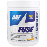 GAT, Jetfuse Pre-Workout, Exotic Fruit, 1.4 lbs (630 g)