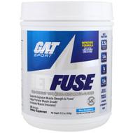 GAT JetFuse Pre-Workout Blue Raspberry -- 30 Servings