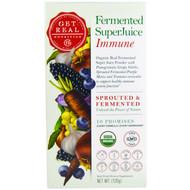 Get Real Nutrition, Fermented SuperJuice Immune, 120 g