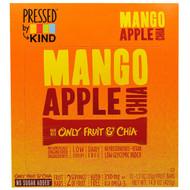 KIND Bars, Pressed by KIND, Mango, Apple & Chia, 12 Fruit Bars - 1.2 oz (35 g)