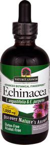 Natures Answer Echinacea Alcohol Free - 4 fl oz
