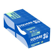 Square Organics, Organic Protein Bar, Chocolate Coated Coconut, 12 Bars, 1.7 oz (48 g) Each (Discontinued Item)