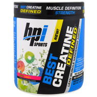 BPI Sports, Best Creatine, Defined, Lean Muscle Hardening Agent, Sour Candy, 10.58 oz (300 g)