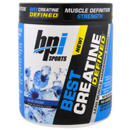 BPI Sports, Best Creatine Defined, Lean Muscle Hardening Agent, Blue Crush, 10.58 oz (300 g)