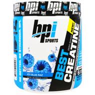 BPI Sports, Best Creatine Pro Strength Creatine Blend, Icy Blue Raz, 10.58 oz (300 g)