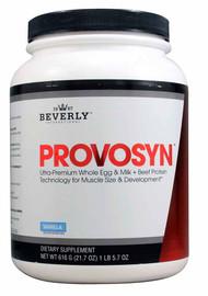 Beverly International Provosyn Protein Complex Vanilla -- 21.7 oz