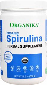 Organika Organic Spirulina - 10.6 oz