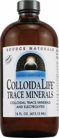 Source Naturals ColloidaLife Trace Minerals Fruit - 16 fl oz