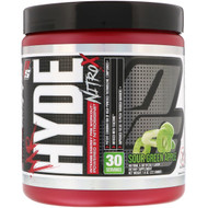ProSupps, Mr. Hyde, Nitro X, Pre Workout, Sour Green Apple, 7.8 oz (222 g)