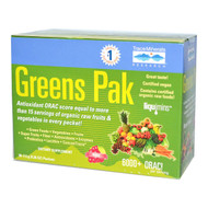 Trace Minerals Research Greens Pak Berry - 30 Packets