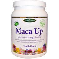Paradise Herbs Maca Pro Vegetarian Energy Protein Vanilla -- 14 Servings