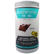 Designer Protein, Designer Whey, with Acti-Blend, Gourmet Chocolate, 2 lbs (908 g)