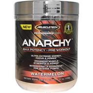 Muscletech, Anarchy, Pre-Workout, Watermelon, 5.31 oz (150 g)
