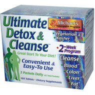 Michael's Naturopathic Programs Ultimate Detox & Cleanse - 1 Kit