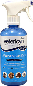 Vetericyn Equine Wound & Skin Care for All Animal Species - 16 fl oz