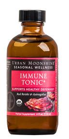 Urban Moonshine Organic Immune Tonic Everyday Wellness - 4.2 fl oz