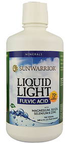 Sunwarrior Liquid Light Fulvic Acid - 32 fl oz