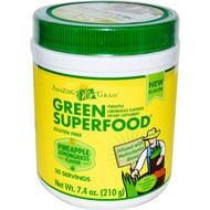 Amazing Grass, Green Superfood, Multivitamin, Pineapple Lemongrass, 7.4 oz (210 g)