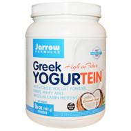 Jarrow Formulas, Greek Yogurtein, Coconut Cream, 16 oz (462 g)