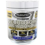 Muscletech, Pro Series, Neurocore Pre-Workout, Icy Blue Raspberry, 8.08 oz (229 g)