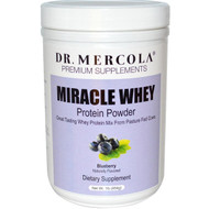 Dr. Mercola Miracle Whey Blueberry - 1 lb