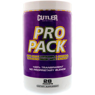 Cutler Nutrition, Pro Pack, Multivitamin & Mineral Training Pack, 28 Packets