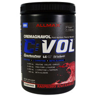 ALLMAX Nutrition, C:VOL, Professional-Grade Creatine + Taurine + L-Carnitine Complex, Raspberry Kiwi Kamikaze, 13.2 oz (375 g)