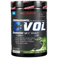 ALLMAX Nutrition, C:VOL, Professional-Grade Creatine + Taurine + L-Carnitine Complex, Coconut Lime Mojito, 13.2 oz (375 g)